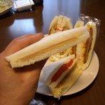 カリーナ - ハムチーズ(220円)