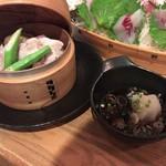 クロフネ - みやじ豚と彩り野菜のせいろ蒸し