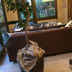 Gardens Pasta Cafe ONS - ソファ席