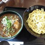 オリエンタルカフェ - カレーつけ麺
