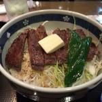 わらべ - ★ステーキ丼★
