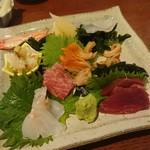 しん善 - 料理写真:刺身