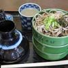 駅長そば 扇屋  - 料理写真:2017年8月 割子そば(700円)