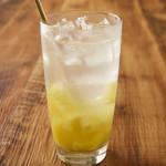 自家製塩レモンサワー