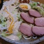極 蘭州拉麺 - ・上海手工冷面 980円