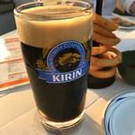 立川高島屋 屋上ビアガーデン - 黒生ビール