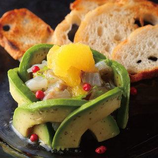 【料理】産直食材の味わいを活かす料理を