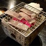 炉端dining ろい - イカの一夜干し 480円