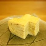 平和寿司 - 玉子焼き