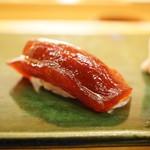 平和寿司 - 沖縄の鮪のヅケ