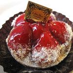 ル・プティ・ブーレ ショコラティエ サッポロ - タルトレット フレーズショコラ