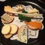 70940555 - チーズの倶楽部盛り
