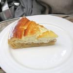 ボン モマン - チーズケーキ・パイ