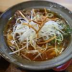 奥三河製麺 - ししラーメン