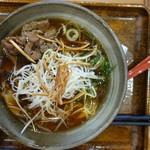 奥三河製麺 - 料理写真:ししラーメン