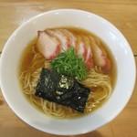 支那そば 大和 - チャーシュー麺