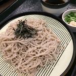 なか卯 - テテの蕎麦