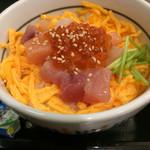 なか卯 - 海鮮丼??