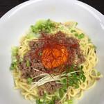 元祖カレータンタン麺 征虎 - 台湾まぜそば