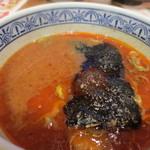 三田製麺所 - 辛つけ麺