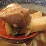 三田製麺所 - つけ麵