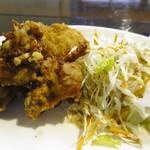ザ・銀座通り食堂 - チキンの唐揚げ&コロッケ