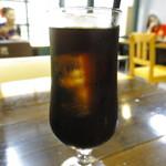 ザ・銀座通り食堂 - ランチのアイスコーヒーは200円