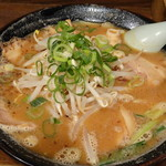 鹿児島ラーメン 薩摩 - 料理写真:みそチャーシュー(700円)