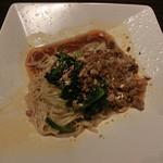 香港私菜 Repulse Bay - 小籠包セット(汁なし坦々麺)
