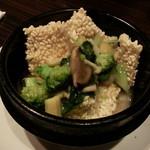 香港私菜 Repulse Bay - 京菜漬けと京野菜のおこげ