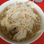 70947728 - 小ラーメン(麺半分)