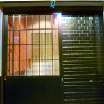 青魚と和牛のうまい店 太郎 - ◆入口