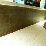 青魚と和牛のうまい店 太郎 - ◆カウンター
