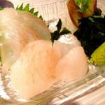 青魚と和牛のうまい店 太郎 - ◆カレイ