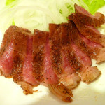青魚と和牛のうまい店 太郎 - ◆村上牛の炙り