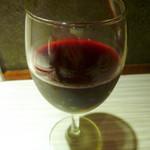 青魚と和牛のうまい店 太郎 - ◆グラスワイン赤