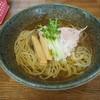 きくや - 料理写真:冷た~い塩煮干しそば 780円
