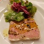 ピッツェリア・サバティーニ - 豚肉のテリーヌ