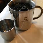 セシル66 - アイスコーヒー 450円