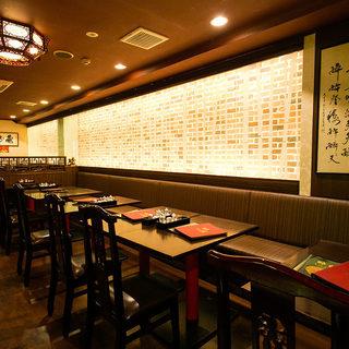 異国情緒感じる、落ち着いた空間で絶品の中華料理を♪