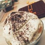 Creperie Café Vivi - コーヒーエスプーマかき氷