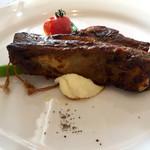 リストランテ アマルフィイ - お肉    バーベキューポーク