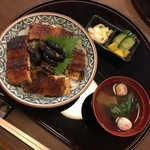 70959458 - 肝入り鰻丼