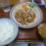 ドライブイン須坂 - 料理写真: