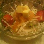 Bocca - セットのサラダ