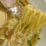 相模 大勝軒 - 【2011.03. 初訪】 麺UP