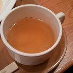 ふらんす亭  - スープ