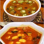 馬来西亜マレー - カチャンカレーとシャーラムラクサ