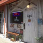 ジパングカリーカフェ 和風カレー ヒゲ ボウズ -