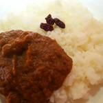 ン・オリジナルカレー - 辛さは5辛 家庭の中辛と辛口の間くらいでした。